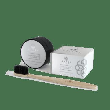 Sanzi Aktivt Kul Til Tandblegning 30G